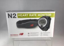 New Balance N2 Watch Heart Rate Monitor Calorie Counter *New in opened box*  CR1
