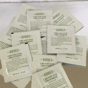 New LOT 6 X Kiehl's Creamy Eye Treatment with Avocado Cream .05 oz each