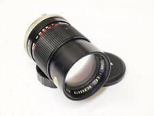 Panagor PMC 135mm F2.8 Portrait Lens for Minolta MD. Stock No u10878