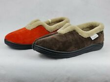 DR KELLER WOMENS SLIPPERS LADIES CUSHIONED WARM COMFY STYLISH FLEECE SHOES SIZES