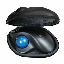 For Logitech M570 Wireless Trackball Mouse Travel EVA PU Hard Protective Case