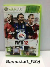 FIFA 12 (XBOX 360) - GIOCO USATO PERFETTAMENTE FUNZIONANTE - PAL