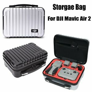 For DJI Mavic Air 2 Durable Storage Bag Suitcase Carrying Box Waterproof Case