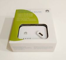 Huawei AF23 LTE 3G Sharing Router NEW
