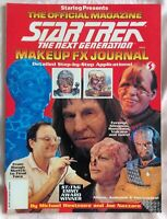 Star Trek TNG Makeup FX Journal