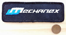Vtg MECHANEX Patch-Pro Motor Mechanic-Auto Repair-Garage-Tool Car Truck Van Road