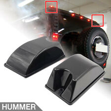 2xRear Red LED Cab Roof Marker Lamp for Hummer H2 03-09 Smoke Clearance Top Lamp