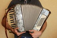 Accordion Weltmeister made in Germany Vintage Accordeon Acordeon Fisarmonica