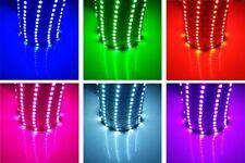 LED Strip Light RGB 5050 SMD 2835 Flexible Ribbon 5M-15M Remote Control+Adaptor