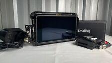 Atomos Shogun 7 HDR Pro Monitor-Recorder-Switcher with SmallRig Cage