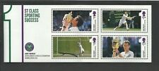 Great Britain 2013 St Class Sporting Success MS See Condition MNH