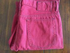 MARC BY MARC JACOBS  Uniform Fit   Jeans Mercury Red  ( w 33 l 34)$ 188.00