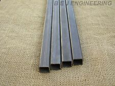 Mild Steel Box 25mm x 25mm x 2mm - 1000mm lg - 4 Pack -  Square Tube