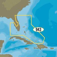 C-Map Max-N+ Na-Y943,Florida&The Bahamas,Na-Y943