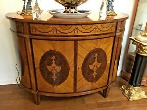Antique Style Hand Made Cabinet From Italy