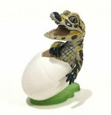 Japan Kaiyodo Yangtze Crocodile Alligator Hatching Realistic Miniature Figure