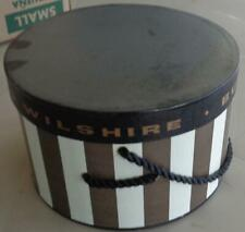 Antique Collectible Bullocks Hat Box 1950's Great Hat Box In Great Shape