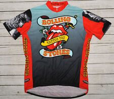 THE ROLLING STONES TATTOO YOU - PRIMAL WEAR U.S.A. - printed MEN'S JERSEY - XL