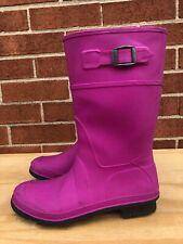 Kamik women purple  rain boots~ size  US 5