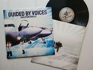 Guided By Voices - Isolation Drills Original 2001 Tvt (LP) Robert Pollard Ex /