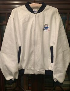 Collectable SoccerFootball World Cup 98 France Bomber Jacket M Windbreaker White