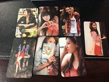 Korean Kpop SNSD GIRLS GENERATION PHOTOCARD SET FANMADE