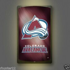 Colorado Avalanche NHL Licensed MotiGlow™ Light Up Sign - Free USA shipping!