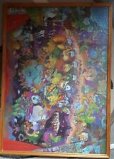 Heye 1500 Jigsaw Puzzle Complete Musical Animal Band