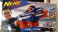 Nerf N-Strike Elite HAIL-FIRE Blaster Kid Gun Toy 98952 New In Box LIMITED