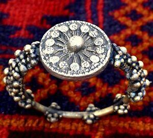 Antique Bedouin Bracelet Tribal Bangle Gypsy Boho Ethnic Vintage Afghan Kuchi