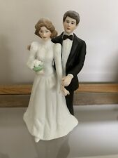 Bride and Groom Cake topper Bridal Figurine Boda Couple
