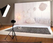 5x3ft Bedroom Scene Photography Background Baby Vinyl Photo Studio Backdrop Prop