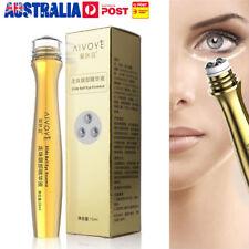 Luxury 24K Gold Under-Eye Roller Ball Cream Anti Aging Dark Circle Essence  UE