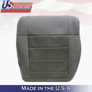 2007 2008 2009 2010 Jeep Wrangler SUV Passenger Side Bottom Cloth Cover Gray