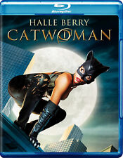 Catwoman (2004) Halle Berry | New | Sealed | Blu-ray Region free