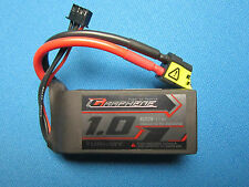 TURNIGY GRAPHENE 1000mAh 3S 65C LIPO BATTERY 11.1V XT60 FPV QUAD RACE EDF TRUCK