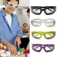 Kitchen Onion Goggles Anti-Tear Cutting Chopping Eye Protect Glasses NEW Q2A1