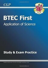BTEC First in Application of Science Study & Exam Practice,CGP Books