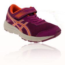 Scarpe scarpe da ginnastici sintetici marca ASICS per bambine dai 2 ai 16 anni