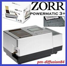 TUBEUSE Electrique  ZORR POWERMATIC 3+.  Machine à tuber 30 cigarettes en 1 Fois