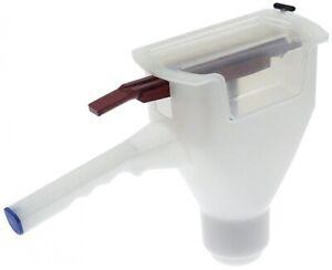 Saucenspender weiß Kunststoff