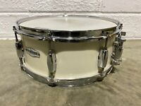 """Pearl Forum 14"""" x 5.5"""" Wooden Shelled 8 Lug Snare Drum / Hardware #SN009"""