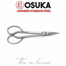 OSUKA Bonsai Trimming Scissors 180mm – Japanese Stainless Steel