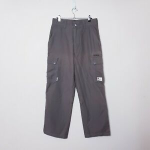 Quicksilver NWT RRP$99.95 Mens Size W30 Brown Casual Cargo Portrayal Pants