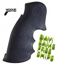 Hogue Taurus Soft Rubber Grip for Medium Frame Revolver BLACK # 66000 New!