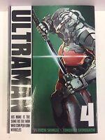 Ultraman Vol. 4 Paperback Manga Viz 2016