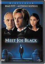 NEW DVD Meet Joe Black WS Brad Pitt Anthony Hopkins Claire Forlani