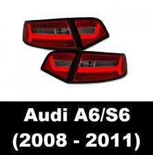 AUDI A6 S6 RS6 (4F C6) SALOON 08-11 LED REAR TAIL LIGHTS DYNAMIC INDICATORS