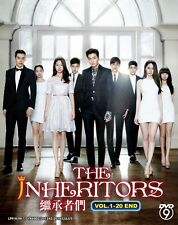 Korean Drama: The Inheritors (The Heirs) | TV Series | DVD | Eng Sub