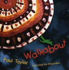 Paul Taylor - Walkabout [New CD]